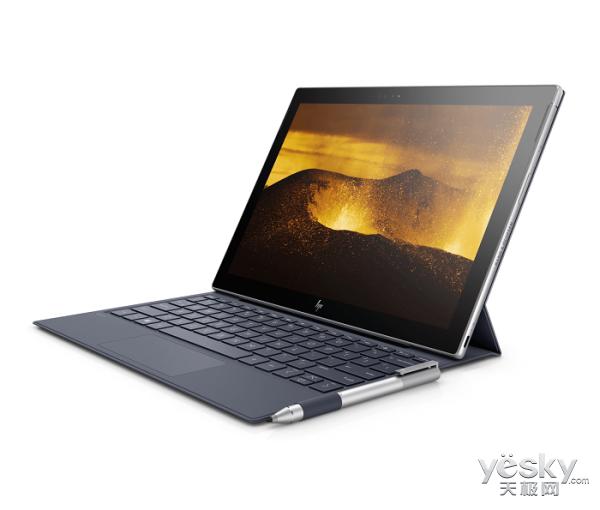 惠普发布新款Spectre x360 15变形本和ENVY x2平板 8899元起