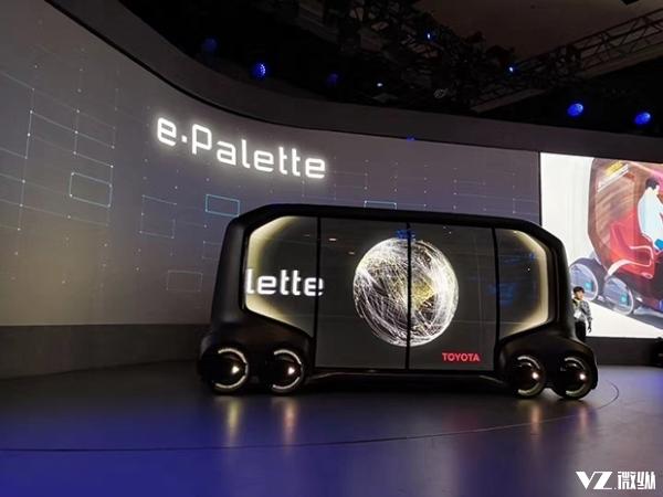 不仅拥有自动驾驶还是一间移动办公室 这款丰田就是未来汽车的样子吗?