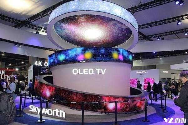CES 2018南区唯一的家电品牌?创维携手OLED震撼亮相