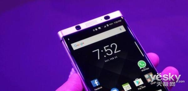 CES 2018的宣言:黑莓今年至少将推出两款全新智能手机