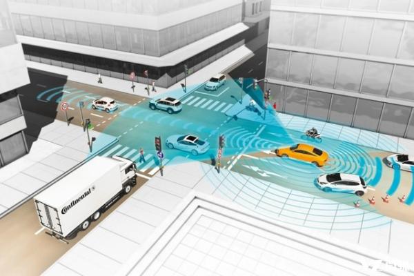自动驾驶离还很遥远?这辆时速在130km/h的无人车赶到CES2018给了你一个欣慰的答案