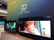 创维新品电视采用杜比全景声技术