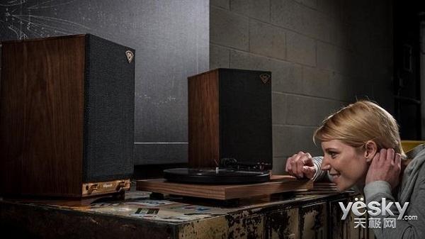 杰士Heritage系列音箱亮相CES2018  让原音带你重返现场