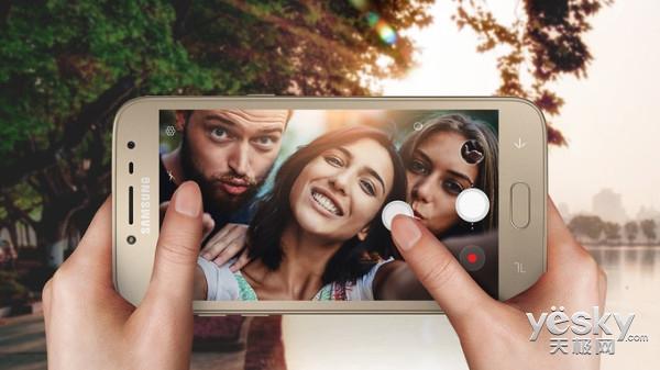三星Galaxy J2 Pro (2018)现已上市:率先登陆新兴市场