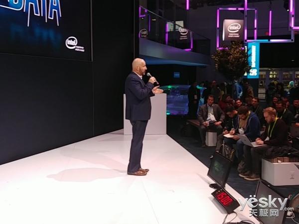 CES2018:英特尔10nm处理器打破沉默 预计明年量产