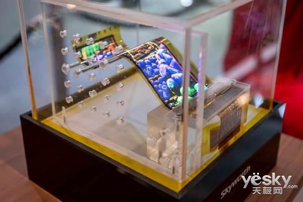 创维AI画质芯片铸造OLED画质 全品类家电领航CES