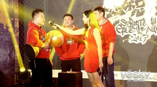 《街篮》全球总决赛完美收官 赛程精彩回顾