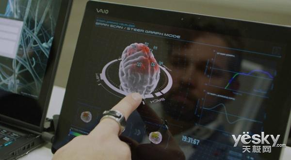 CES 2018日产脑控汽车亮相!确实脑洞让世界变的更精彩