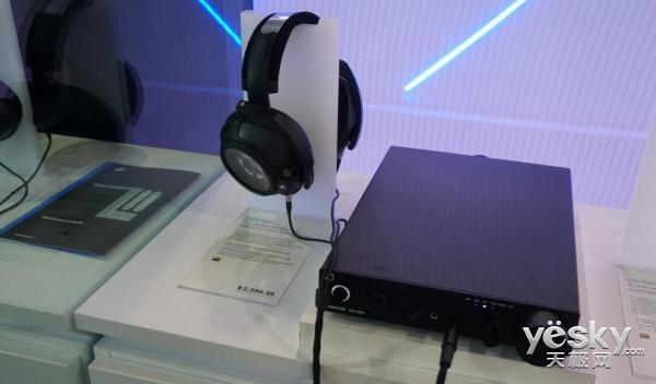 售价1.55万 森海塞尔CES发布全封闭旗舰耳机