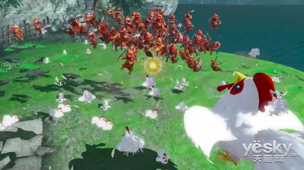 2018年春 这7款重磅游戏将会登陆任天堂Switch!