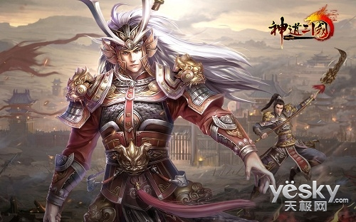 国战玩法新开 《神道三国》军衔进阶新策略