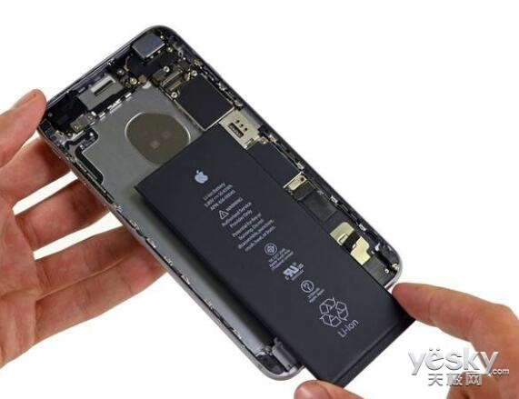 供不应求!苹果iPhone 6 Plus官方电池更换至少得等到3月底