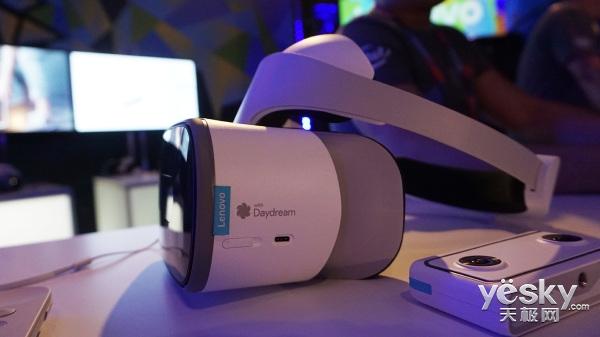 联想Mirage Camera亮相CES2018 简单易用你也可拍出3D视频