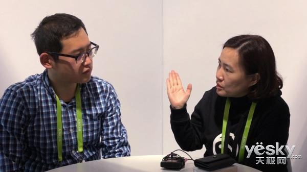 CES2018专访Pico祖昆仑:用产品和技术不断优化用户体验