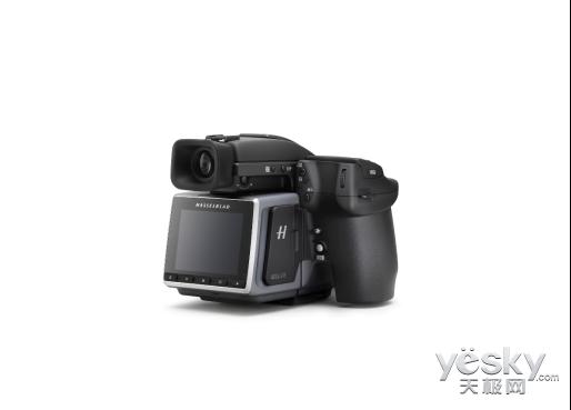 哈苏推出4亿像素Multi-Shot中画幅相机H6D-400c MS