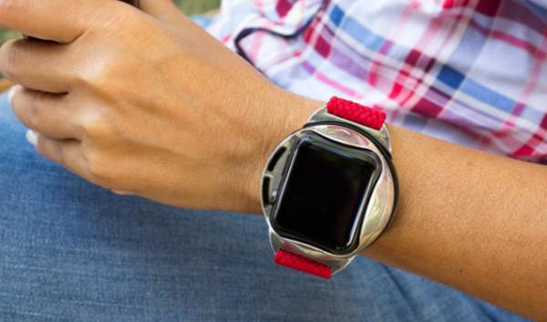 有创意 智能手表长了翅膀后就可以当手机用