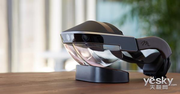 戴尔Meta 2 AR眼镜2月15日正式开卖 售价为9556元