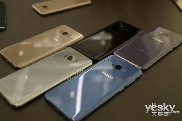 三星巴西网站露马脚:Galaxy S8/S8+或很快吃上奥利奥