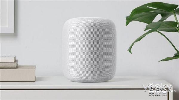 在智能音箱的争夺战中 迟到的入局者苹果能实现反超吗?
