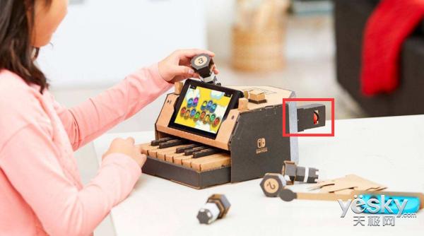 任天堂LABO是如何让一张纸玩具变得如此神奇的?