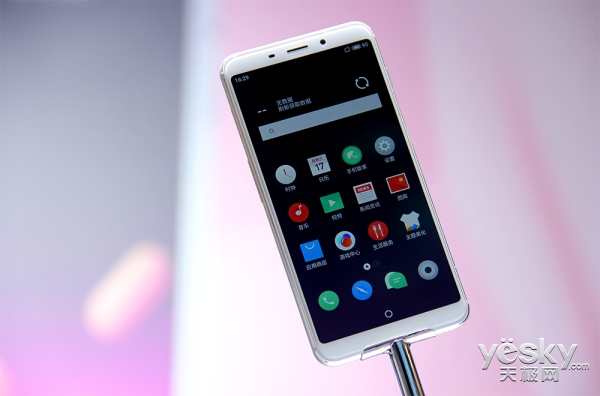有突破有不足!魅蓝S6首款全面屏新机给用户带来新选择