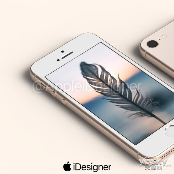 苹果或在测试iPhone SE 2 摄像头比先代大一圈