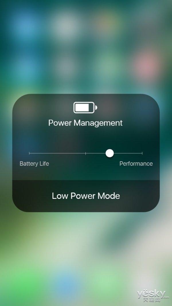 iOS 11.3不仅有手动关闭降速功能,iPhone X用户还有大彩蛋,完美!