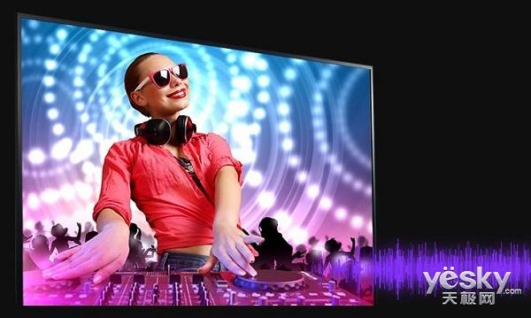 外显高颜值内藏硬技术 夏普LCD-60MY5100A 与客厅完美组合