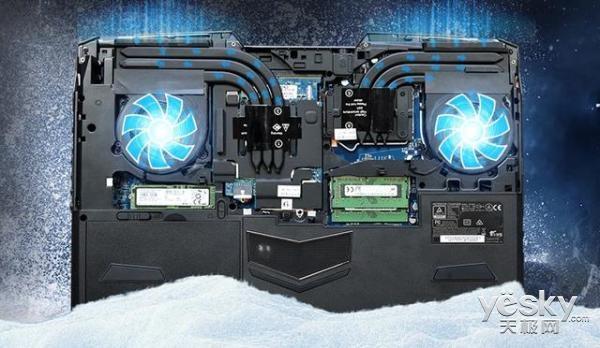 超级战神GX8-CP7S2向众人展示:笔记本也能玩游戏?