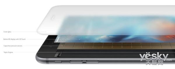 传苹果6.1��iPhone不配OLED显示屏 还无缘3D Touch技术