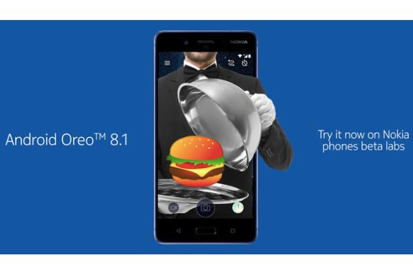 诺基亚8很快将迎来Android 8.1 Oreo更新 修复汉堡emoji