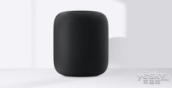 1月26日开始网上预订 苹果HomePod支持多种手势操控