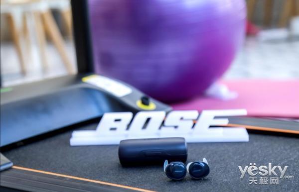 准备剁手吗? BOSE SoundSport Free无线耳机为运动而生