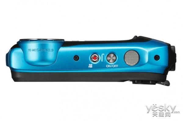 富士新款FinePix XP130三防式卡片相机3月开卖 1469元