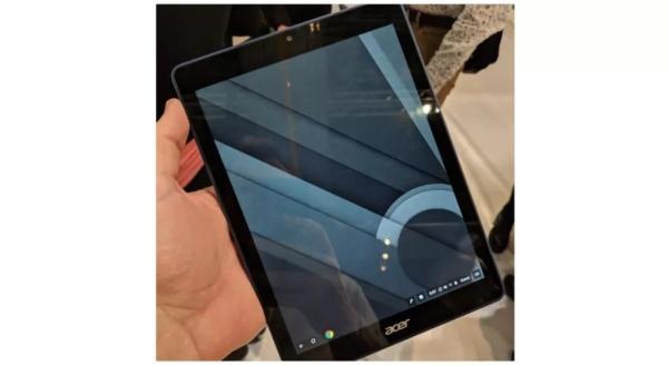 Chrome OS平板电脑曝光 主攻教育市场