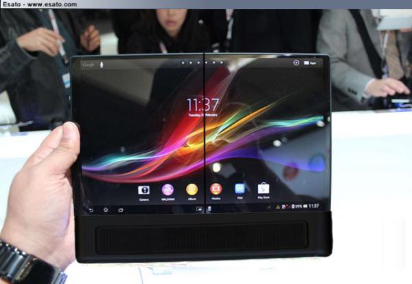 索尼将于LG合作打造折叠屏手机 索粉:超越苹果还来得及