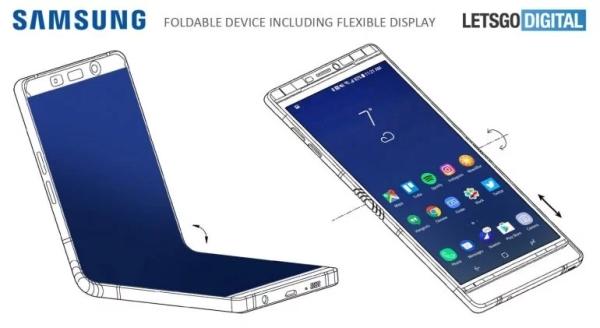 三星确认可折叠OLED屏今年投入使用 Galaxy X或今年发布