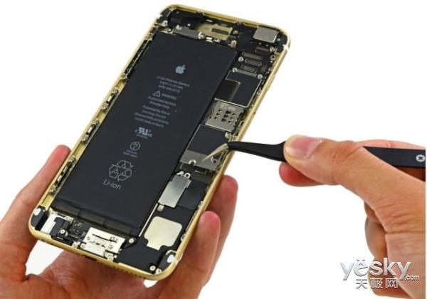苹果:我们并没有考虑打折更换手机电池项目将影响iPhone销量