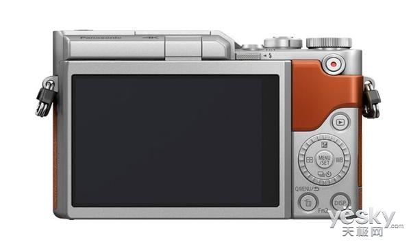 5563元!松下入门级无反相机DC-GF10发布 1600万像素/小手柄加持