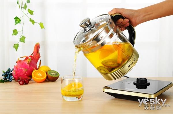 有了电热水壶,你还有必要买养生壶吗?