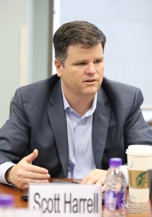 对话Scott Harrell:解读思科全智慧的网络技术创新之旅