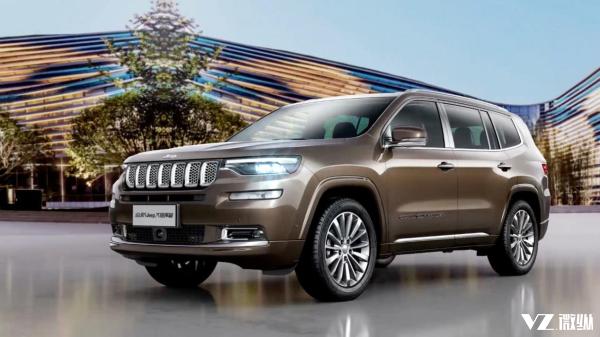 为中国市场量身打造?从外观来看这款SUV就是加长版的自由光