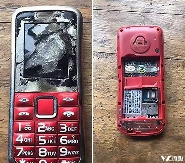 痛心!这款国产手机突然爆炸 男孩眼睛炸瞎手指炸掉
