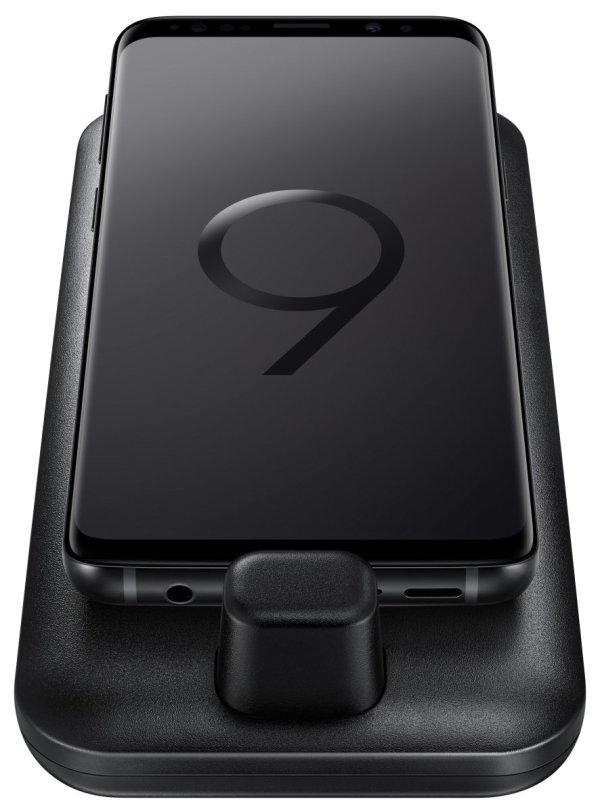 三星DeX Pad扩展坞曝光 S9可平放变身触控板和键盘