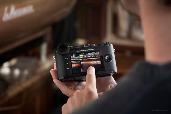 说明: Leica-CL-mirrorless-digital-camera-6