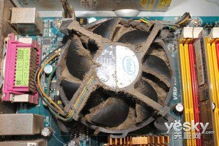 电脑噪音太大了,要如何降噪?其实不光是风扇的事!