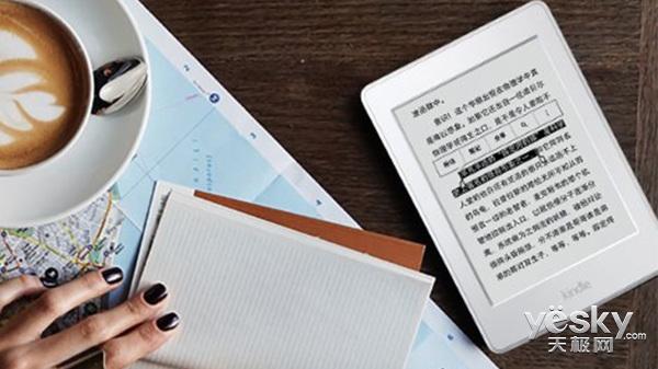 为什么看电子书特意用Kindle 是Kindle很特别还是为了装X?