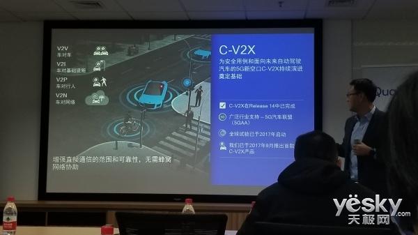 高通演示下阶段5G新空口技术路线图 拓展移动生态系统