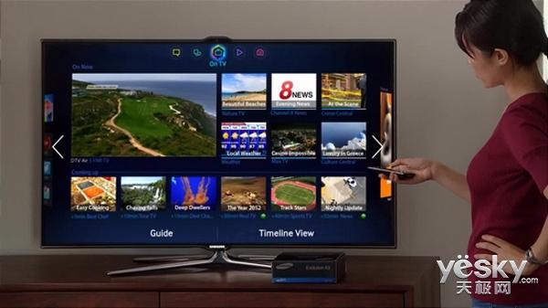 你的下一款电视,互联网电视和智能电视的区别?