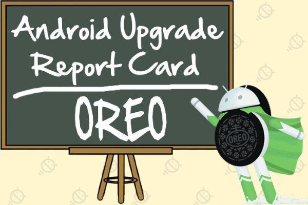 Oreo推送情况报告:只有谷歌一家在使劲